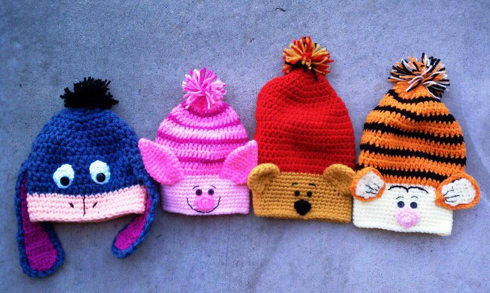 Gorros De Crochet De Elmo | apexwallpapers.com